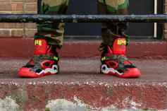Capone-N-Noreaga x Ewing Rogue Sneaker Collab Release Details Revealed
