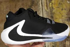 Giannis' Nike Zoom Freak 1 Release Date Announced: New Photos