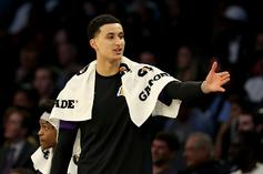 Lakers Kyle Kuzma Recalls Stealing His First Pair Of Jordans: Video