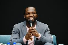 "50 Cent Begins Feud With Adrien Broner: ""I Blocked Your Ass"""