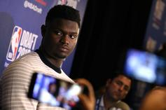 Zion Williamson Shares Thoughts On Lonzo Ball, Brandon Ingram: Video