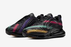 "Nike Air Max 720 Gets New ""Multicolor"" Model: Official Photos"