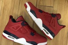 Air Jordan 4 FIBA Release Details Announced: New Images
