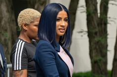 Cardi B Returns To Court To Plead Not Guilty To New Strip Club Beatdown Charges