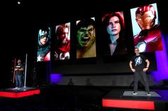 """Footage Of Marvel's """"Avengers"""" PS4 Video Game Surfaces Online"""