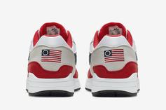 "Nike Air Max 1 ""Betsy Ross"" Sneaker Selling For Thousands Amid Controversy"