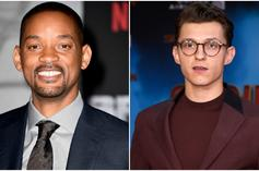 "Will Smith & Tom Holland Star In Anticipated Animated Comedy ""Spies In Disguise"""