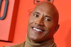 The Rock Shares Insane TB Of Andre The Giant & His 315 Lb Ex-Wrestler Grandfather