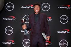 Giannis Antetokounmpo Reveals He Owns Around 4000 Pairs Of Shoes