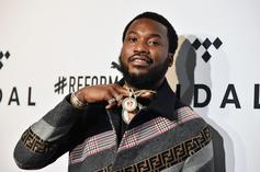 "Meek Mill Reflects On Experiencing The ""Free Meek"" Movement From A Jail Cell"