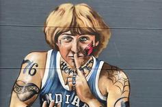 Larry Bird Doesn't Approve Of Tattoos On His Mural, Asks Artist To Change It