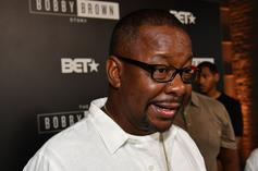 Bobby Brown's Sister Fabricates Story That He Was Hit By Car