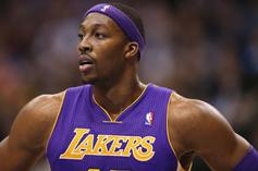 Dwight Howard Signs With Lakers, New Number Revealed