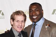"""Skip Bayless Hilariously Exposed By His Own Wife On """"Undisputed:"""" Watch"""