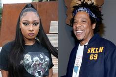 Megan Thee Stallion Announces Roc Nation Deal With Jay-Z Photo