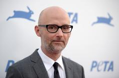 """Moby Has A Massive New """"Vegan For Life"""" Neck Tattoo"""