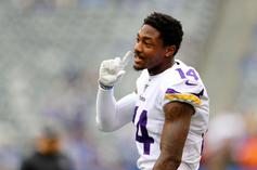 Stefon Diggs Has Vikings Fans On Edge After Subtle Troll: Watch