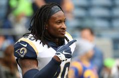 Todd Gurley Injury Status Updated Ahead Of Rams Vs. 49ers Game