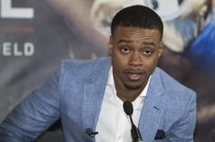 Errol Spence Charged Following Near-Fatal Car Accident: Details
