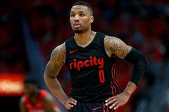 "Damian Lillard Weighs In On Buddy Hield's Contract Talks: ""Buddy Trippin"""