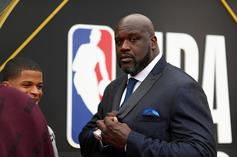 """Shaq Chimes In On NBA-China Controversy: """"Daryl Morey Was Right"""""""