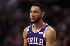 Ben Simmons Stuns NBA Fans And Hits First Career Three, Twitter Reacts