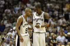 Stephen Jackson Rips Tony Parker For Being An Awful Teammate