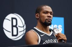 Kevin Durant Responds To Fat Joe's Criticism About Nets Signing