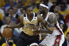LeBron James Wishes Gilbert Arenas Happy B-Day With Nostalgic Pics