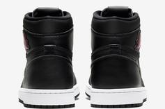 "Air Jordan 1 Retro High OG ""Black Satin"" Available Early"