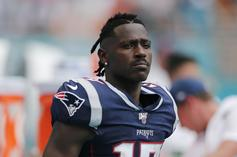 Antonio Brown's Home In Florida Surrounded By Police: Report
