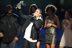 """Eminem Unpackages """"Music To Be Murdered By"""" Merch Collection"""