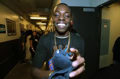 Bobby Shmurda's Dropping A Mixtape While In Prison, Fivio Foreign Says