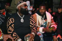 Meek Mill's Birthday Wish For Rick Ross Makes His Allegiance Clear