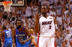 Dwyane Wade, Common Among The Five NBA Dunk Contest Judges