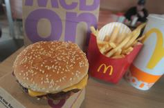 McDonald's Launching Quarter Pounder Candle Collection