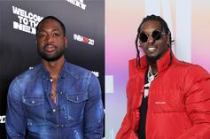 Dwyane Wade Laughs Off Offset's Song Request