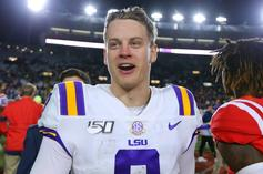 Peyton Manning Speaks With Joe Burrow About Rookie Year Expectations
