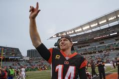 Andy Dalton Reportedly Eliciting Interest From The Patriots