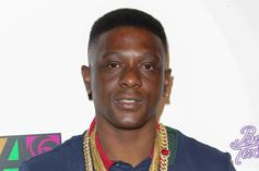 Boosie Badazz Goes Wild & Feels Up A Shop Mannequin