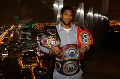 Anthony Joshua & Tyson Fury Agree To 2-Fight Deal