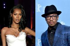 """Jessica White Declares Love For Nick Cannon: """"You Are Me & I Am You"""""""