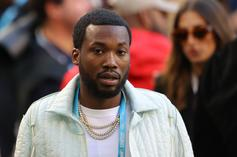 Meek Mill Sued For Allegedly Stealing Lyrics: Report