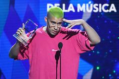 Bad Bunny Makes History With Solo Playboy Cover