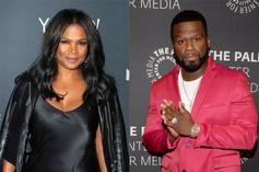 """Nia Long Trolls 50 Cent: """"I Guess Black Women Are Exotic"""""""