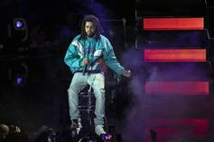 J. Cole x Puma Basketball Sneaker Officially Unveiled