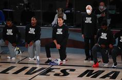 """DeMar DeRozan Says Don't """"Vilify"""" Gregg Popovich For Standing During Anthem"""