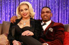 Stevie J Gets Massive Tattoo Of Faith Evans's Face