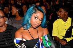Reginae Carter Drunkenly Preaches Self-Love On IG Live