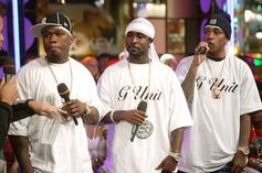 50 Cent Wants To Forget About G-Unit